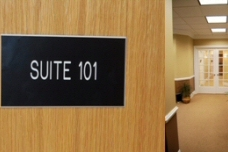 Suite 101 Door | Contact Strength for Change | Cognitive Behavioral Therapy | Mt. Arlington